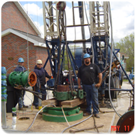 Water Well Drilling in Illinois
